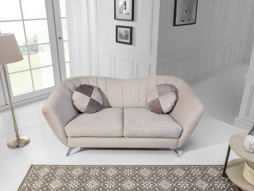 Vittorio két személyes kanapé