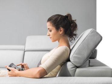 Ergonomikus háttámlák és ülések
