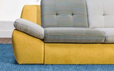 Mello kanapé közelről